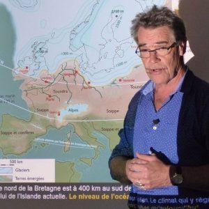 """Conférence sur les """"Sillons littoraux de la rade de Brest"""""""