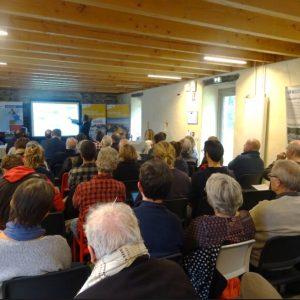 Participation au 2ème Forum du Geopark Armorique