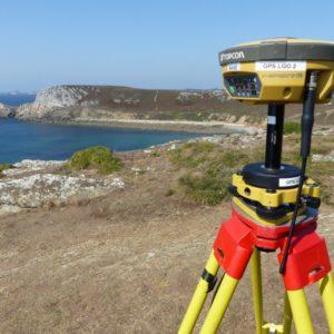Démarrage du projet de recherche en géomorphologie côtière