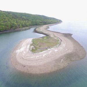 Campagne de photos aériennes avec l'Université de Bretagne Occidentale