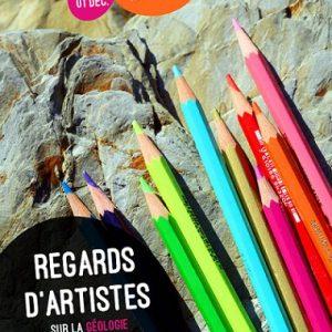 Vernissage de l'Exposition «Regards d'artistes sur la géologie de la presqu'île de Crozon