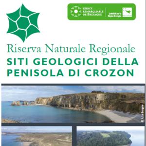 Traduction du dépliant de présentation de la Réserve naturelle en italien