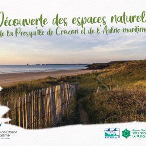 Parution du guide de découverte des espaces naturels de la presqu'île de Crozon et de l'Aulne maritime