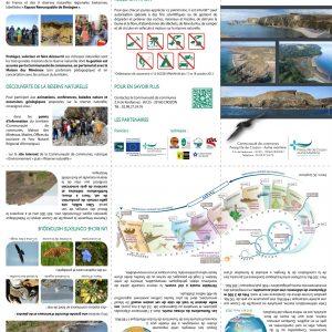 Brochure de présentation de la réserve naturelle