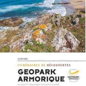 Guide de découverte sur le Géopark Armorique